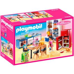 PLAYMOBIL® Dollhouse Familienküche 70206