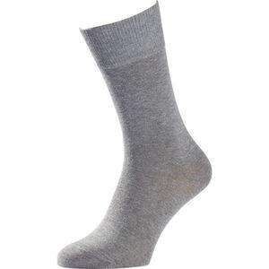 Falke Herren Socken, 2er-Pack, grau meliert, 43-46, 43-46