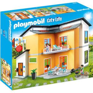 PLAYMOBIL® City Life Modernes Wohnhaus 9266