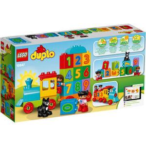 LEGO® DUPLO 10847 Zahlenzug