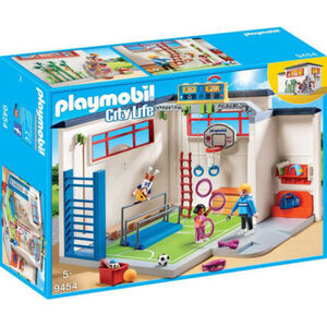 PLAYMOBIL® City Life Turnhalle 9454