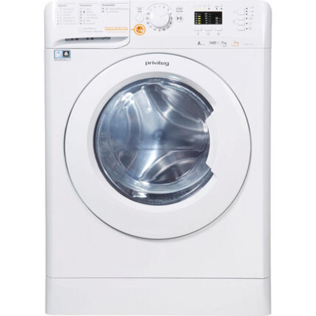 Bild 1 von Privileg PWWT X 75L6DE Waschtrockner, A, weiß