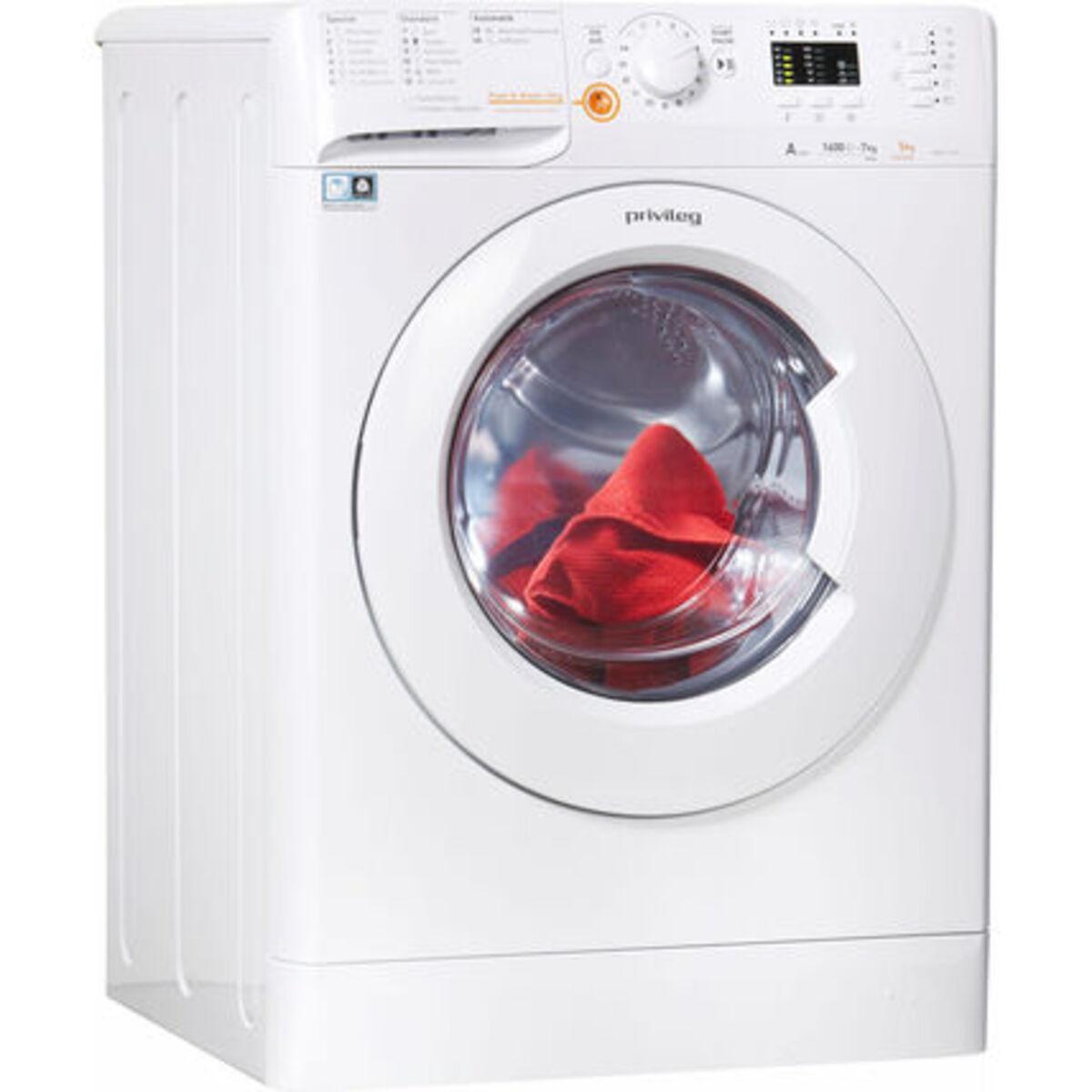 Bild 3 von Privileg PWWT X 75L6DE Waschtrockner, A, weiß