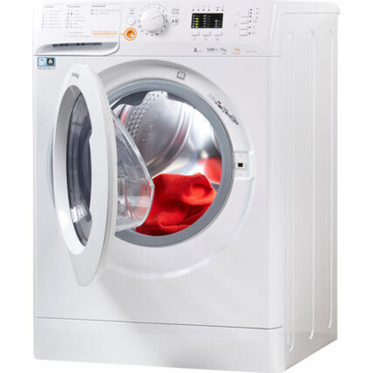 Bild 4 von Privileg PWWT X 75L6DE Waschtrockner, A, weiß