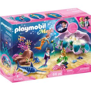 PLAYMOBIL® Nachtlicht Perlenmuschel 70095