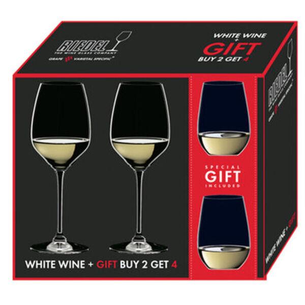 Riedel Weißweinglas, 4-er Set, keine Angabe