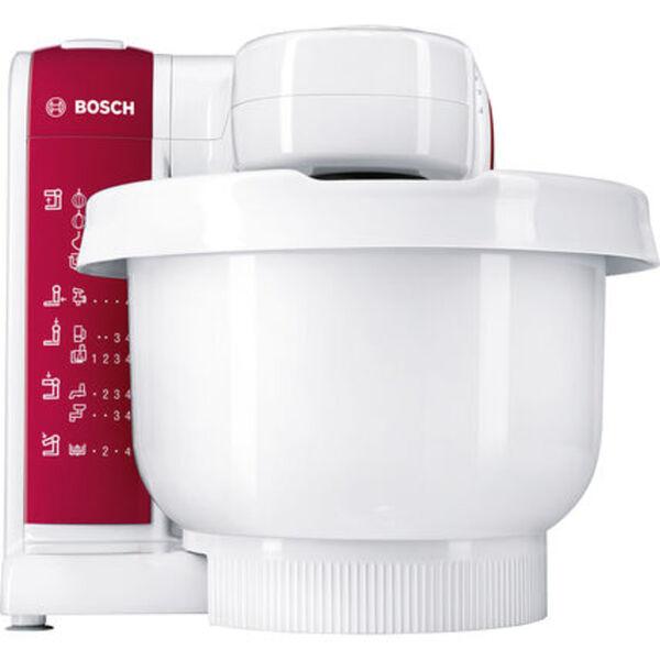 Bosch Küchenmaschine MUM4825, weiß, weiß
