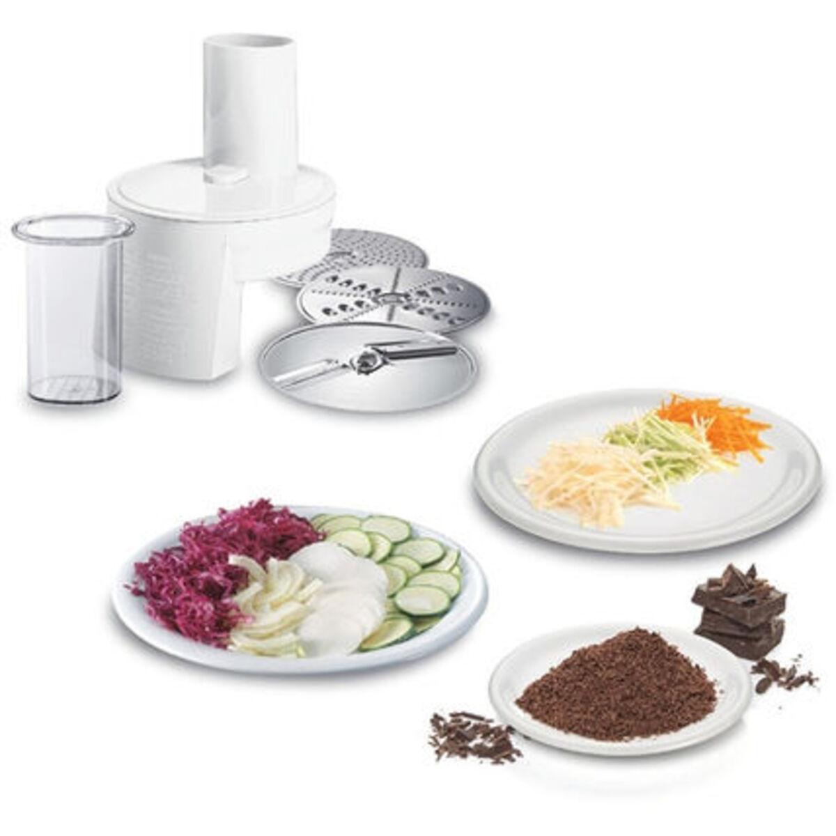 Bild 3 von Bosch Küchenmaschine MUM4825, weiß, weiß