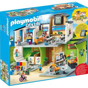 PLAYMOBIL® City Life Große Schule mit Einrichtung 9453