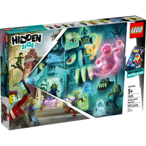 LEGO® Hidden Side™ 70425 Newbury´s spukende Schule