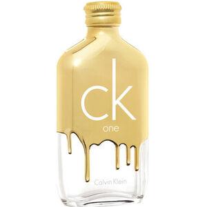 Calvin Klein ck one Gold, Eau de Toilette, 100 ml