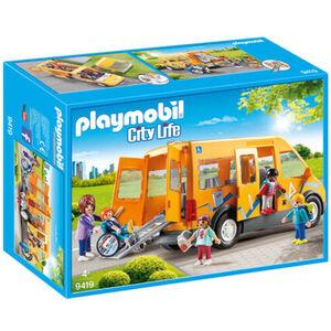 PLAYMOBIL® City Life Schulbus 9419