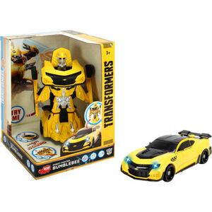 Dickie Toys Transformers Robot Fighter Bumblebee