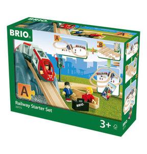 BRIO Eisenbahn Starter-Set A