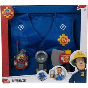 Simba Feuerwehrmann Sam Einsatz-Set