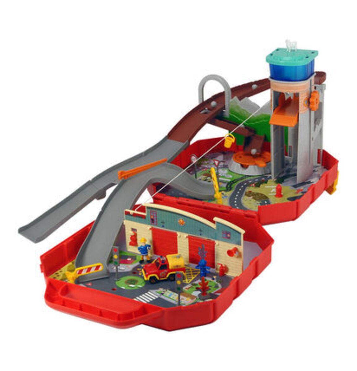 Bild 1 von Dickie Toys Feuerwehrmann Sam Ponty Pandy Spielset