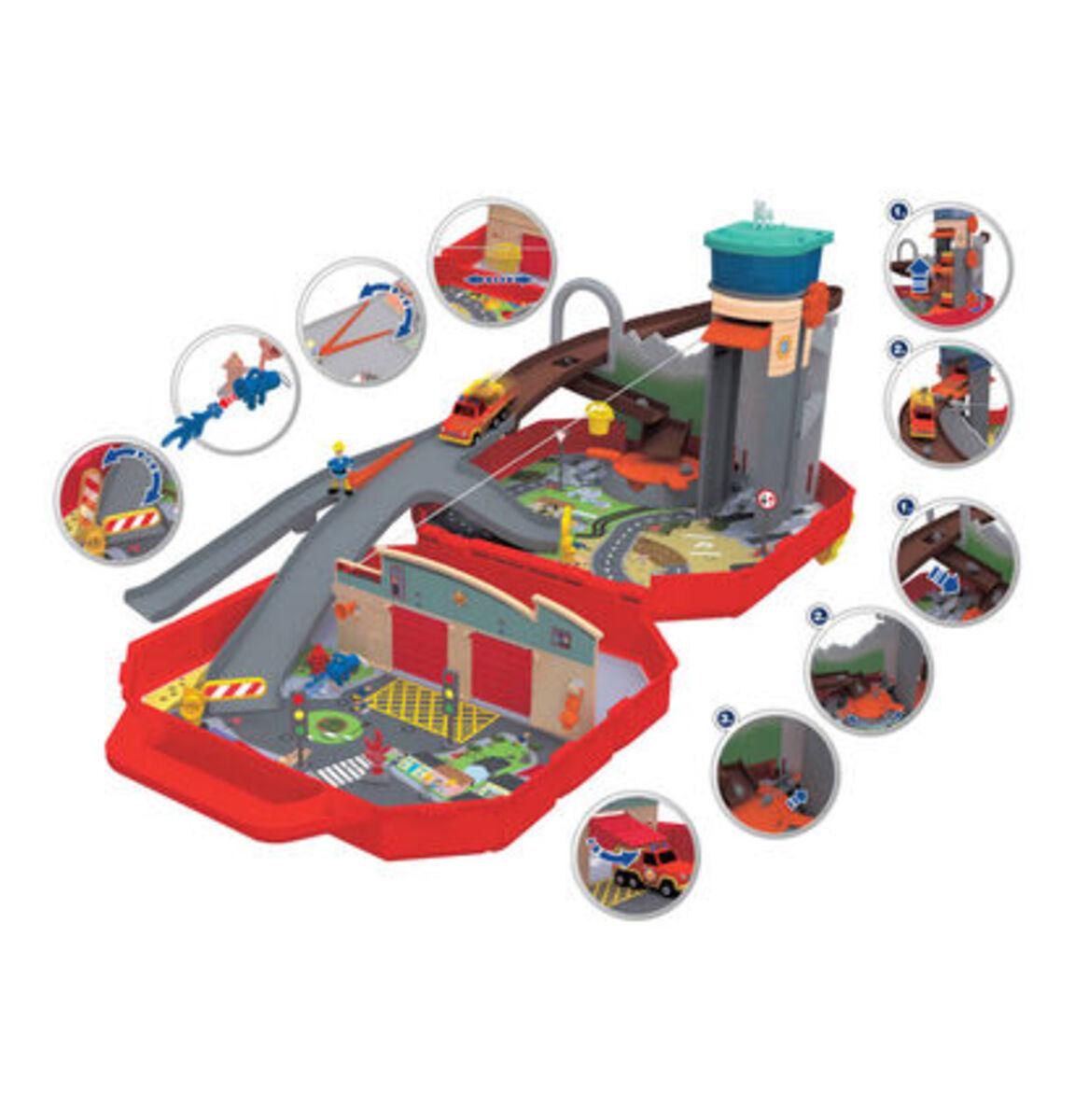 Bild 2 von Dickie Toys Feuerwehrmann Sam Ponty Pandy Spielset