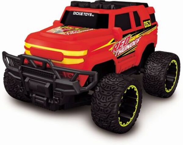 Dickie Toys R/C Red Thunder RTR