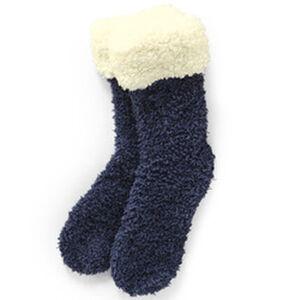 Taubert Damen Flausch-Socken mit Kuschelbund