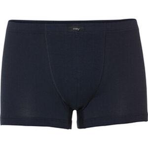 Mey Pants, 3er-Pack, elastischer Bund, weiß-grau-blau