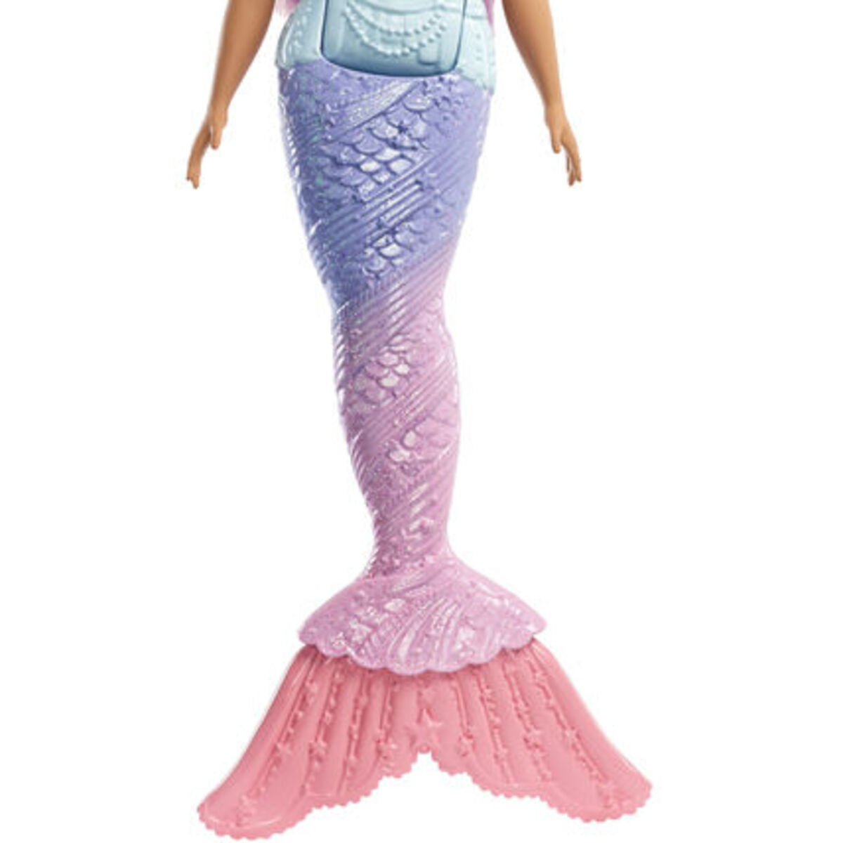 Bild 3 von Barbie Dreamtopia Meerjungfrau, lila Haare