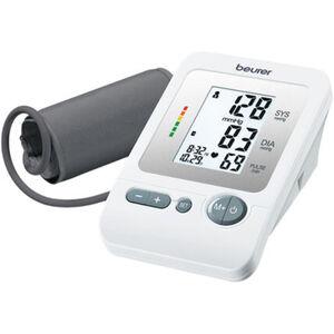 Beurer Oberarm-Blutdruckmessgerät BM26, weiß