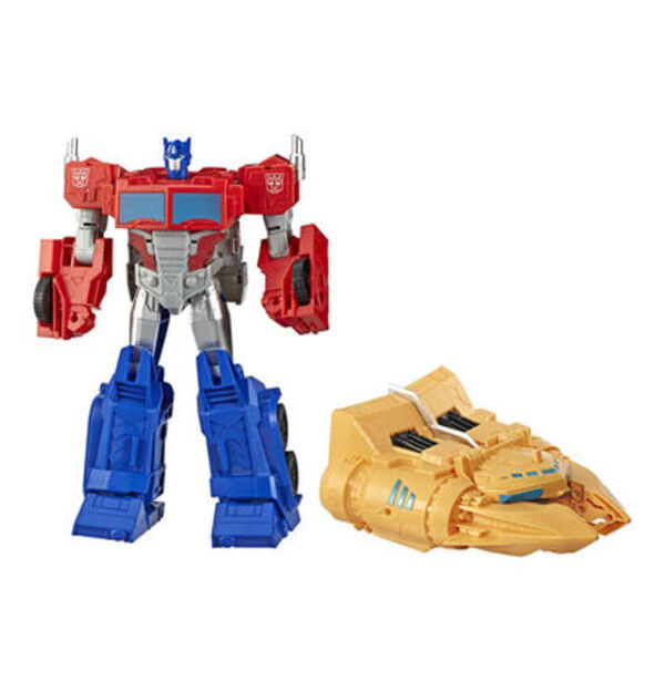 Hasbro Cyberverse Spark Armor Ark Power Optimus Prime