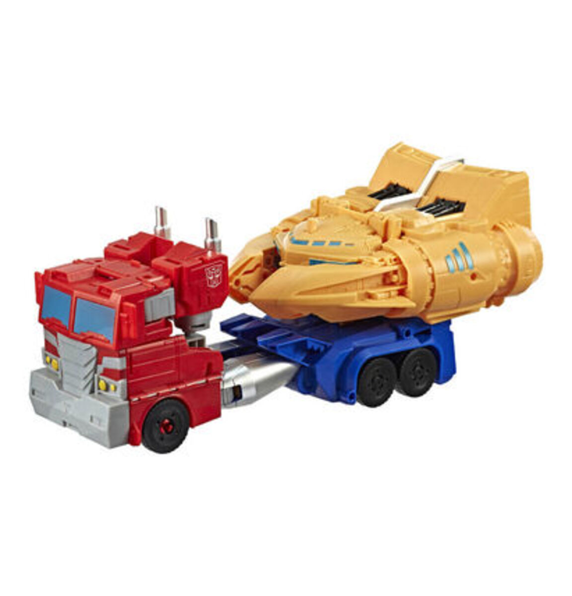 Bild 2 von Hasbro Cyberverse Spark Armor Ark Power Optimus Prime