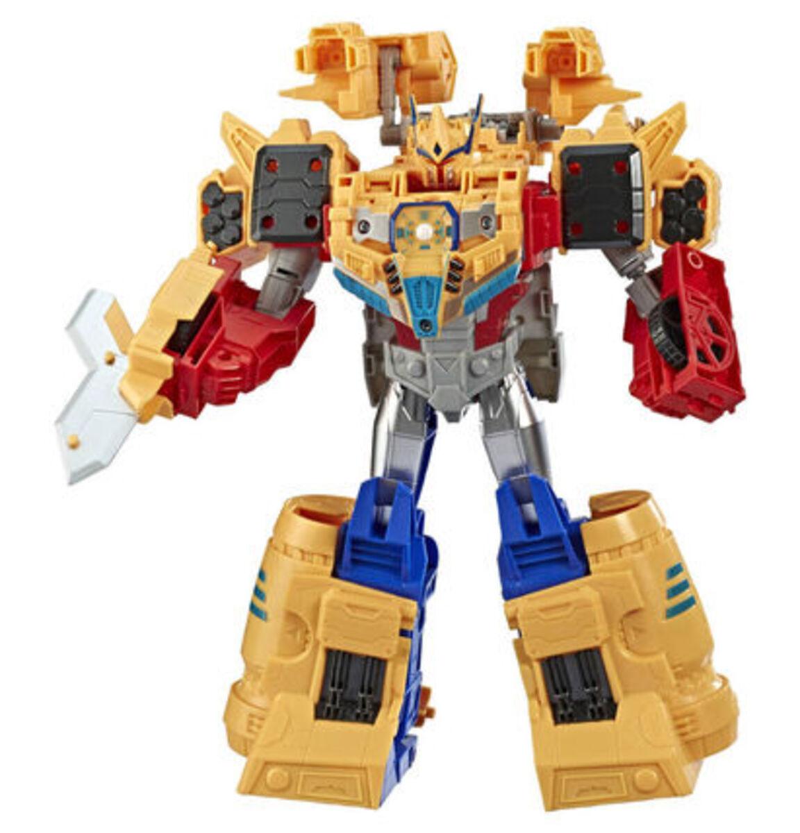 Bild 4 von Hasbro Cyberverse Spark Armor Ark Power Optimus Prime