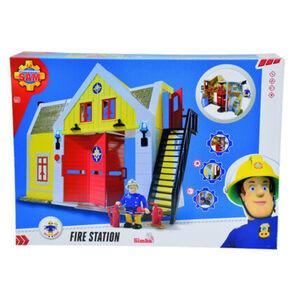Simba Feuerwehrmann Sam - Feuerwehr-Station