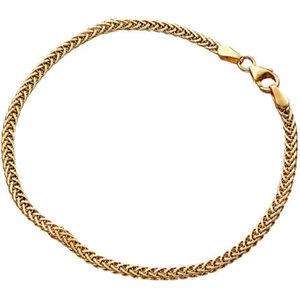 Vandenberg Damen Armband, 375er Gelbgold