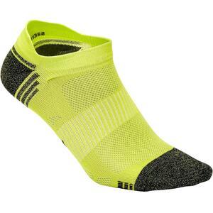 Socken Füßlinge WS 500 Fresh Invisible gelb