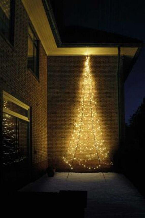 Pureday LED-Wand-Baum 'XXL', klein