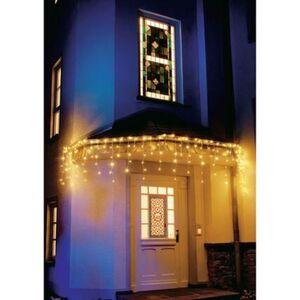 Pureday LED-Lichtervorhang, 200 LEDs 'Eisregen'