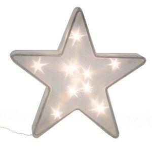 Pureday LED-Deko Objekt, klein '3D-Stern'