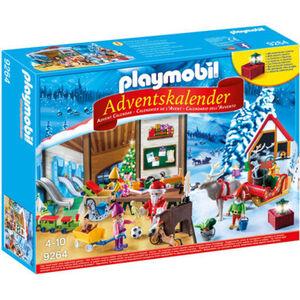 """PLAYMOBIL® Adventskalender """"Wichtelwerkstatt"""" 9264"""