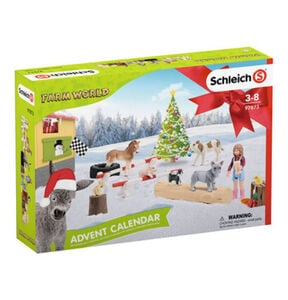 Schleich Adventskalender Farm World 2019 97873