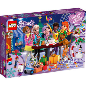 LEGO® Friends Adventskalender 41382