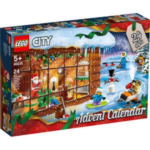 LEGO® City - 60235 Adventskalender
