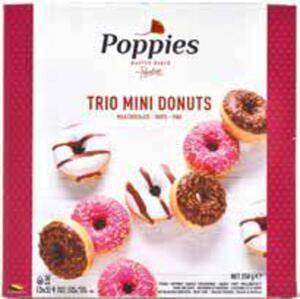 Poppies Trio Mini-Donuts