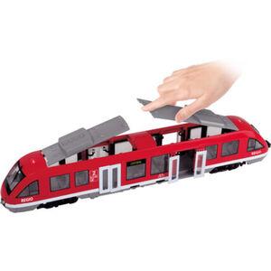 Dickie Toys City Regionalbahn, rot
