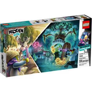 LEGO® Hidden Side™ 70420 Geheimnisvoller Friedhof