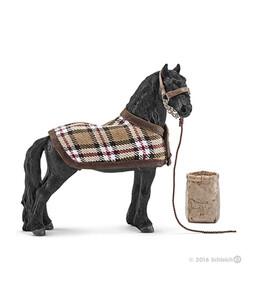 Schleich Pferdepflegeset, Friese