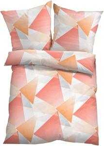 Bettwäsche mit Dreiecken