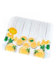Universal Abdeckplatte Zitrone