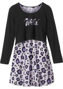Kleid + Boxyshirt (2-tlg.)