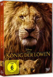 DVD »Der König der Löwen« (2019)
