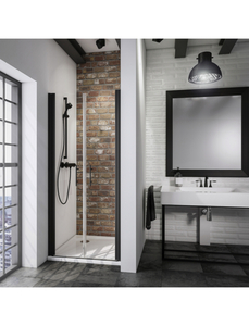 Duschtür »Alexa Style 2.0«, Pendeltür, BxH: 90x192 cm