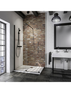 Duschtür »Alexa Style 2.0«, Schiebetür, BxH: 120x200 cm