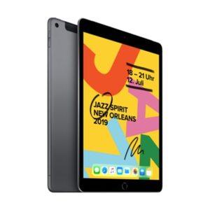 """Apple iPad 10,2"""" 7th Generation Wi-Fi + Cellular 32 GB Space Grau MW6A2FD/A"""